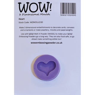 WOW! 3D Molds-Heart