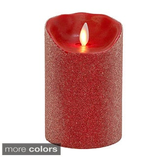 Mystique Glimmer Finish Flameless Candle