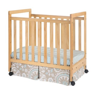 Foundations Bentley Euro Clear Choice Mini Crib