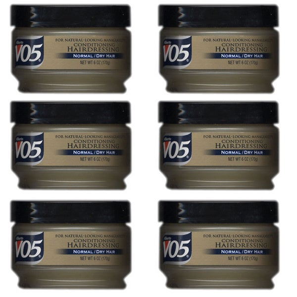 Alberto VO5 6-ounce Conditioning Hair Cream (Pack of 6)