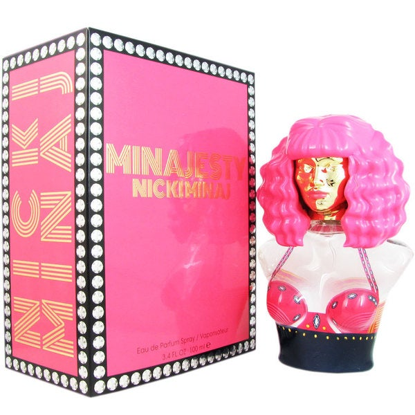 Nicki Minaj Minajesty Women's 3.4-ounce Eau de Parfum Spray