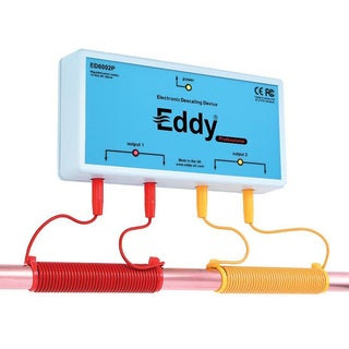 Eddy Water Descaler ED6002P-US Water Softener Alternative and Scale Inhibitor
