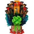 Skittles N' More Large Chocolate/ Candy Bouquet