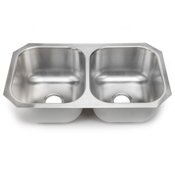 American Equal Double Bowl