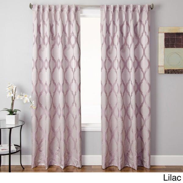 Santee Back Tab Curtain Panel