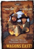 Wagons East! (DVD)