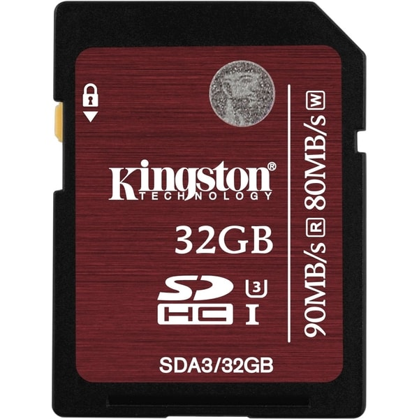 Kingston 32 GB SDHC