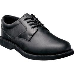 Men's Nunn Bush Bloomington Black Smooth Leather