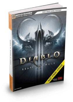 Diablo III: Reaper of Souls, Signature Series Guide (Paperback)