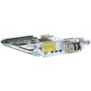 Cisco-IMSourcing NEW F/S Gigabit Ethernet HWIC with One SFP Slot