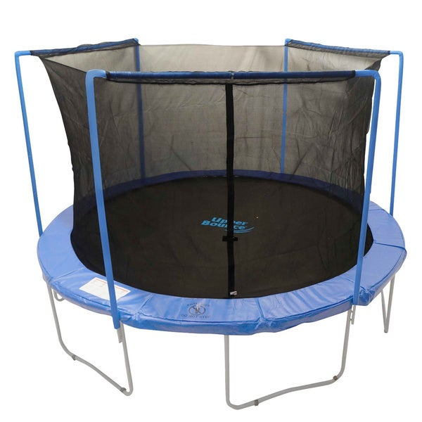 Upper Bounce 14 Ft Trampoline Enclosure Net: Upper Bounce Trampoline Enclosure Net