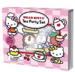 Hello Kitty: Tea Party Set (Board book)