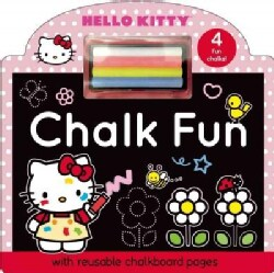 Chalk Fun (Board book)