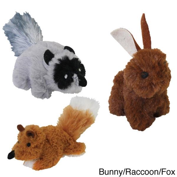 Play-N-Squeak 2-inch Backyard Cat Toys (3 Pack)