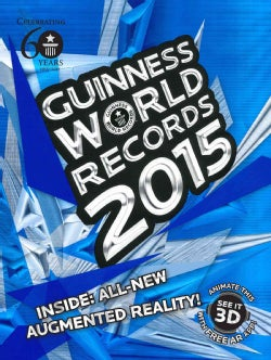 Guinness World Records 2015 (Hardcover)