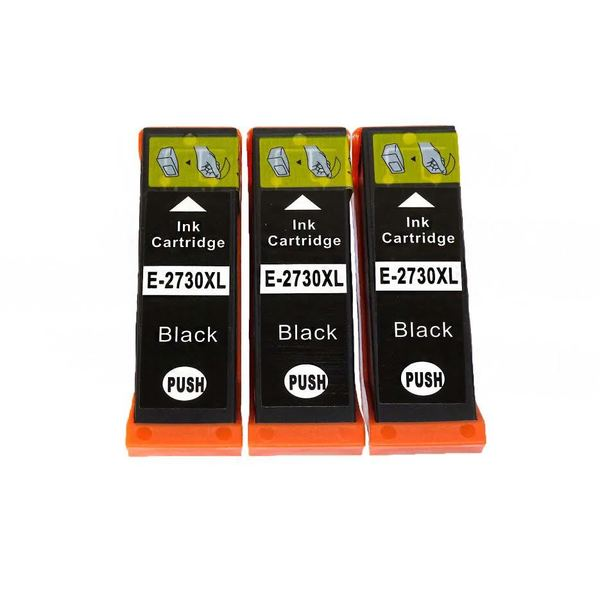 Replacement Epson 273 T273XL T273XL020 Epson Expression Premium XP-610 XP-810 XP-600 XP-800 Ink Cartridge (Pack of 3)