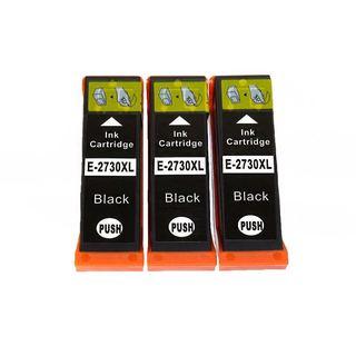 Replacement Epson 273 T273XL T273XL020 Epson Expression Premium XP-610 XP-810 XP-600 XP-800 Ink Cartridge (Pack of 3)