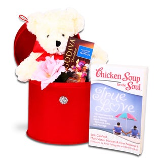 Chicken Soup for the Soul Married Life Gift Basket