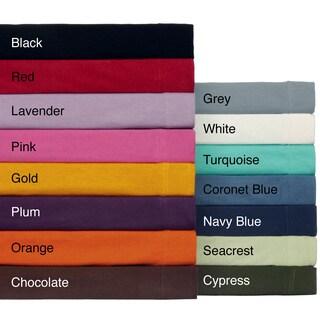 Ivy Union Jersey-knit Cotton Twin XL 3-piece Sheet Set