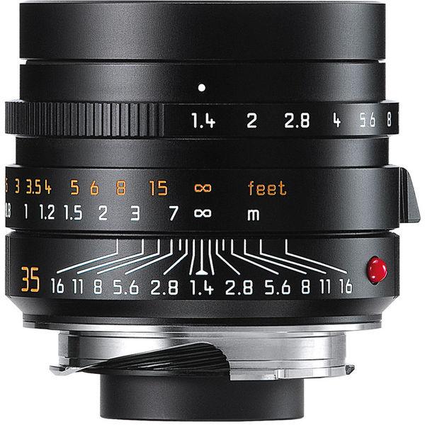 Leica 35mm f/1.4 Summilux-M ASPH. Lens