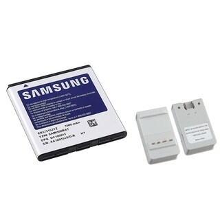 Samsung Fascinate Standard Battery OEM EB575152YZ A/ Charger