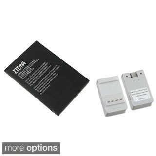 ZTE Force/ Avid 4G Standard Battery OEM Li3817T43P3h735044 A/ Charger