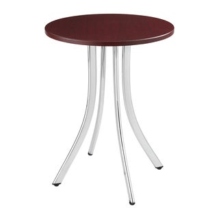Decori Short Wood Side Table