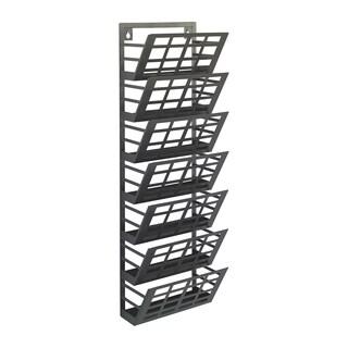Safco Grid 7-pocket Magazine Rack