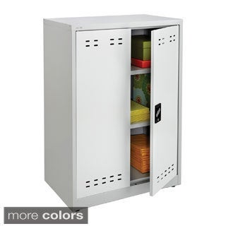 Safco 42-inch Steel Storage Cabinet