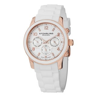 Stuhrling Original Women's Eden Swiss Quartz Strap Watch