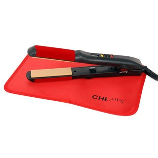 CHI Air TURBO Digital Microchip Ceramic 1-inch Flat Iron