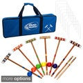 Anheuser-Busch Beverage-themed Regulation-size Croquet Set