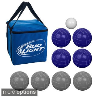 Anheuser-Busch Beverage-themed Regulation-size Bocce Ball Set