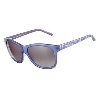 Tommy Hilfiger TH1985BS UZ8 PT Blue Camouflage Violet 57 Sunglasses