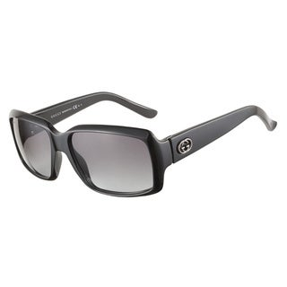 Gucci GG3506S D28 PT Shiny Black 57 Sunglasses