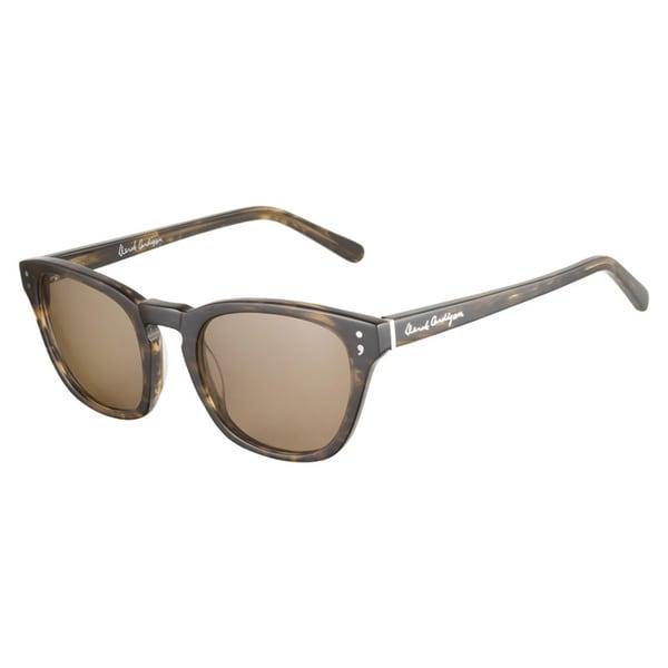 Derek Cardigan Sun 7023 Olive Sunglasses