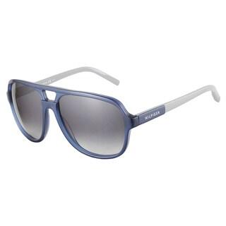 Tommy Hilfiger TH1114S 4M2 JJ Blue 58 Sunglasses