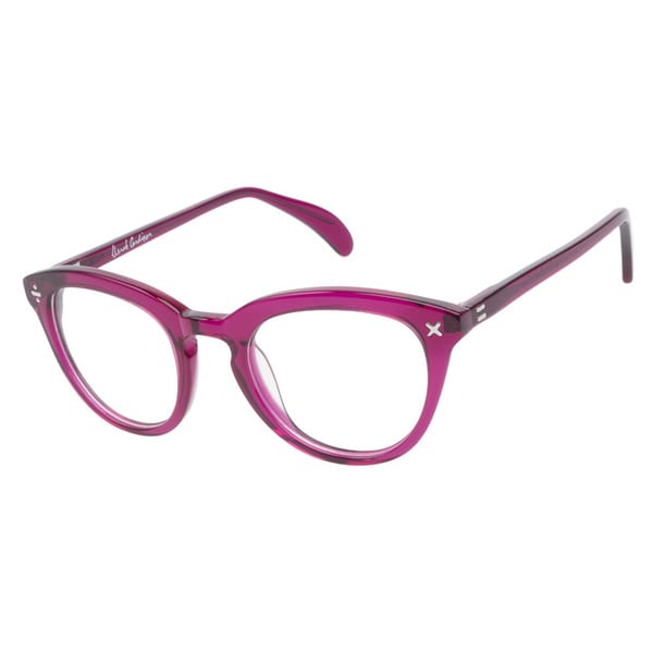Derek Cardigan 7016 Fuchsia Prescription Eyeglasses