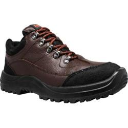 Men's AdTec 1019 4in Work Boot Brown Leather