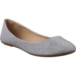 Women's Beston Demi-07 Silver Glitter