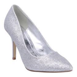 Women's Beston Karla-1 Silver Glitter