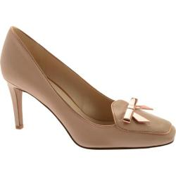 Women's Nine West Darcy Light Natural/Light Pink Leather