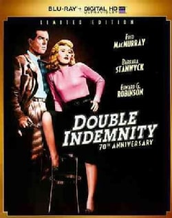 Double Indemnity (70th Anniversary Edition) (Blu-ray Disc)