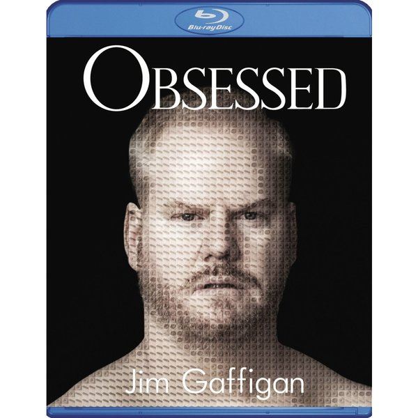 Jim Gaffigan: Obsessed (Blu-ray Disc) 12413445