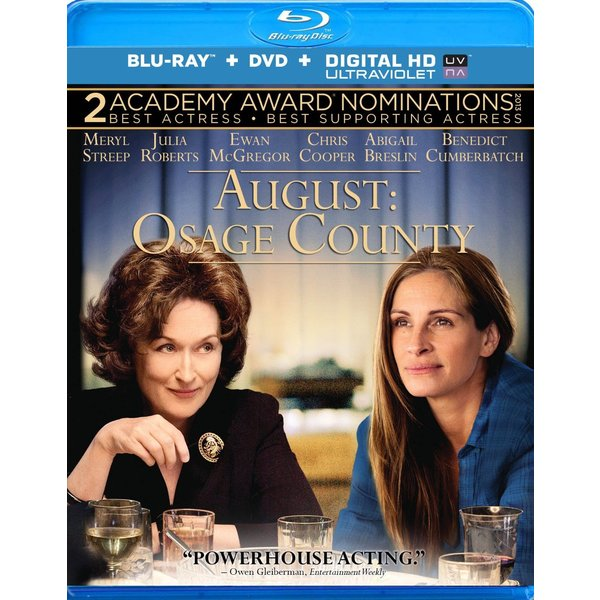 August: Osage County (Blu-ray/DVD) 12413469