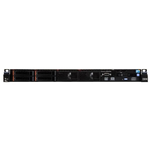 Lenovo System x x3550 M4 7914EGU 1U Rack Server - 1 x Intel Xeon E5-2