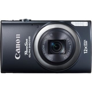 Canon PowerShot 340 HS 16 Megapixel Compact Camera - 4.50 mm - 54 mm