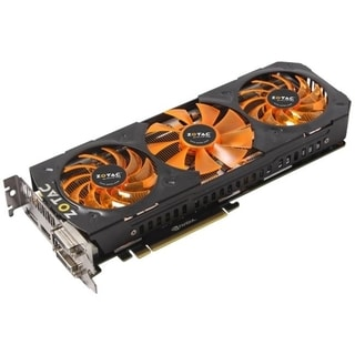 Zotac ZT-70506-10P GeForce GTX 780 Ti Graphic Card - 941 MHz Core - 3