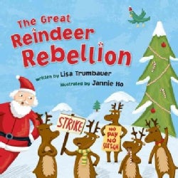 The Great Reindeer Rebellion (Paperback)