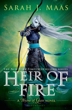 Heir of Fire (Hardcover)